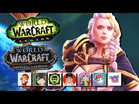The Good, The Bad & The Banshee: Best And Worst Of World Of Warcraft 2017 With VERY Special Guests!