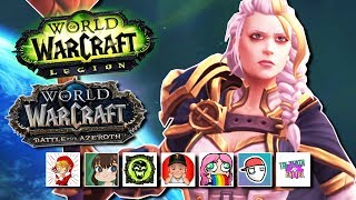 The Best And Worst Of World Of Warcraft 2017 With VERY Special Guests