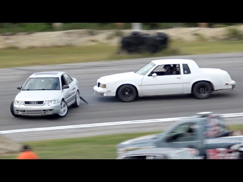 Spectator Drags at Oxford Motor Mayhem #4 AUG 2019 'Class A'