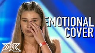 EMOTIONAL Audition Gets Standing Ovation On The X Factor Malta! | X Factor Global