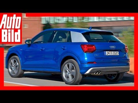 Kommentar zum Audi Q2 - Eine Runde über den Kiez mit Joachim Staat