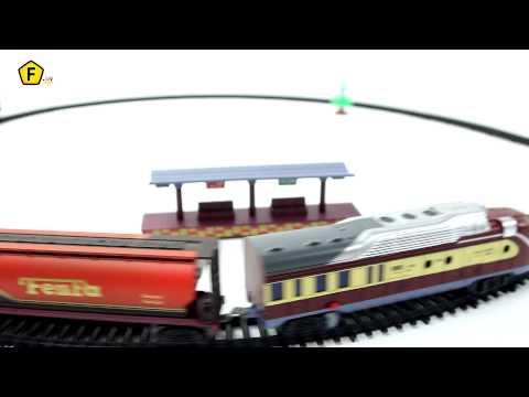 Fenfa Railcar Series Train Familial 1601B 2A