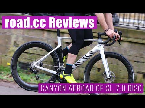 Canyon Aeroad CF SL Disc - the best budget aero bike?