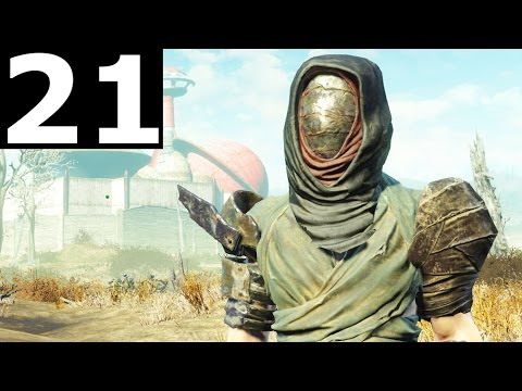 Fallout 4 Nuka World Part 21 - Disciples' Contracts - Walkthrough Gameplay