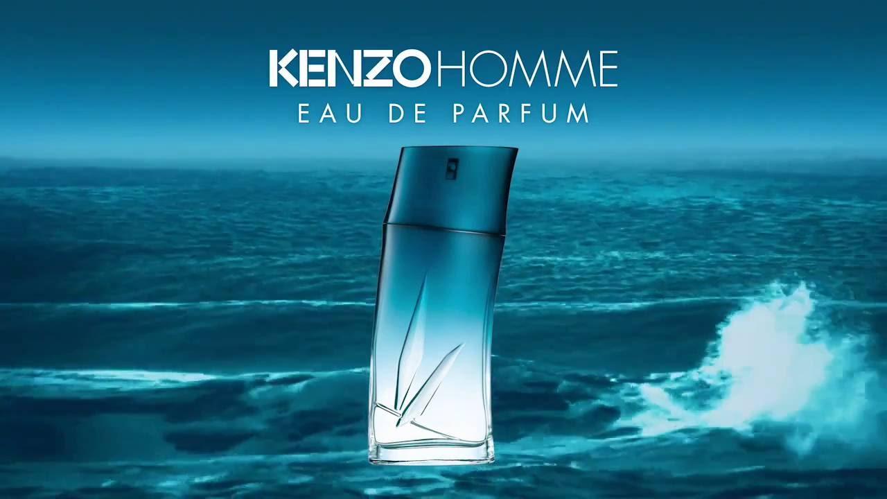 9d076d8754 Kenzo Homme Eau de Parfum commercial - YouTube
