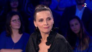 Juliette Binoche - On n'est pas couché 23 février 2019 #ONPC