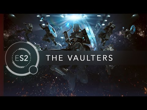 Endless Space 2 - The Vaulters - Prologue