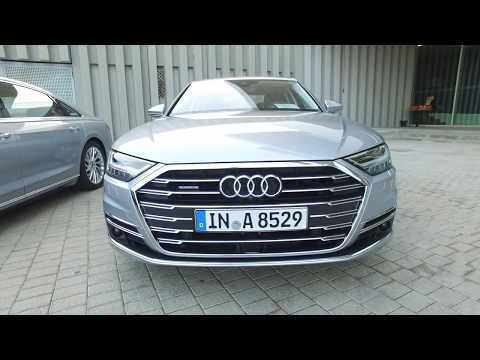 All-New Audi A8 Ai Active Suspension--SMOOTH SAILING