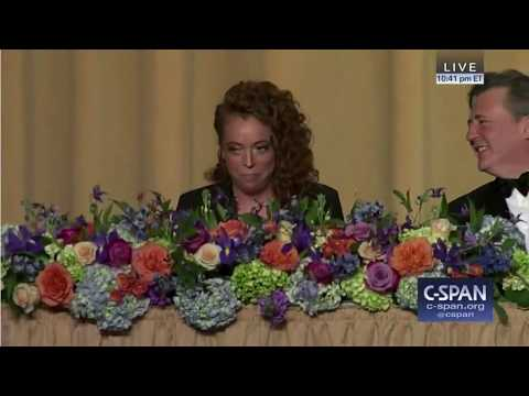 Michelle Wolf COMPLETE REMARKS at 2018 White House Correspondents' Dinner 2018 (Full)
