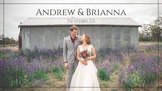 ~ CURBA WEDDING FILM | ANDREW & BRIANNA | CURBAN ~