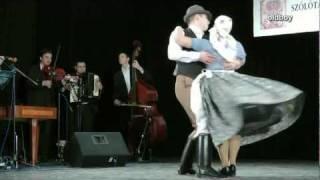 Vivien és Levente - Kalotaszegi táncok