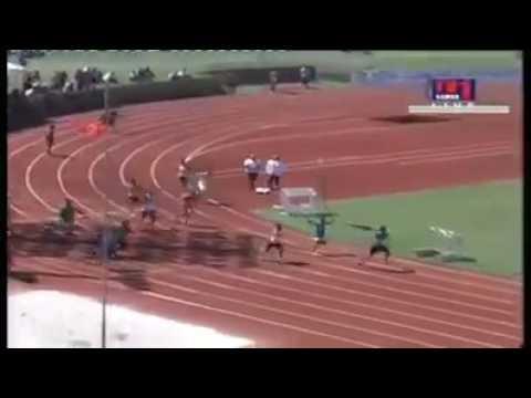 St Joseph's College 4x100m relay 2016 Senior boys