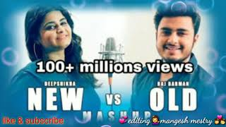 New vs old 2 bollywood mashup song download mp3