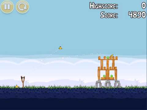 Angry Birds in the Physics Classroom | Action-Reaction