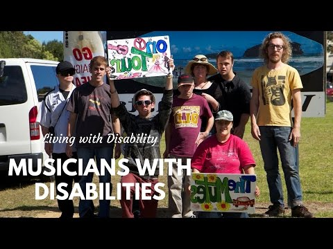 Musicians with Disabilities