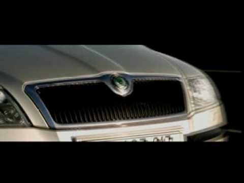 Skoda Octavia II - Commercial/Presentation