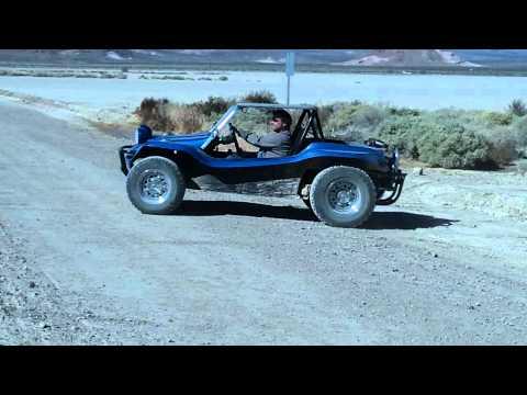 Manx Dune Buggy at Calico #2