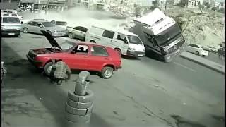 Car Crash Compilation #27 HD