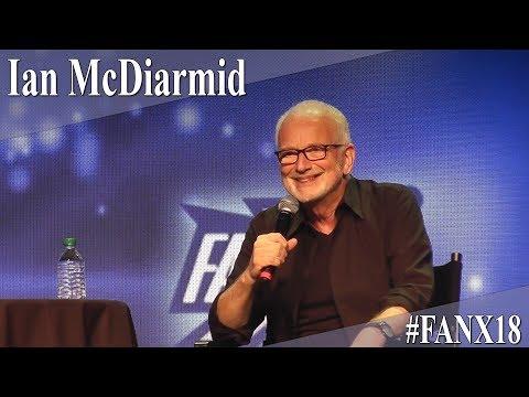 Ian McDiarmid  Full PanelQ&A  X 2018