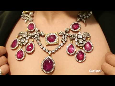 Design And Bridal Jewellery Trends At IIJS 2017
