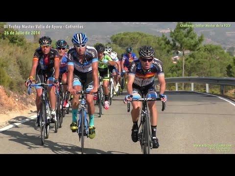 III Trofeo Master Valle de Ayora 26-7-2014 Ciclismo Challenge FCCV