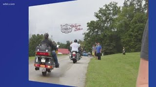 Kickstands Up For Kids Motorcycle Ride