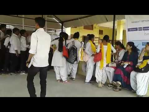 6th semester form fill up in Jorhat Kendriya Mahavidyalaya