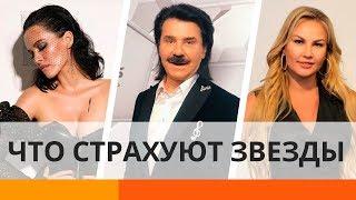 Какие части тела страхуют украинские звезды