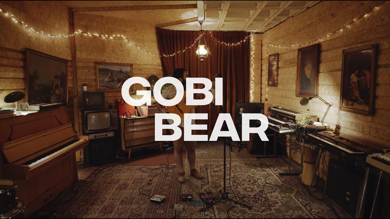 Gobi Bear   Pinehouse Concerts