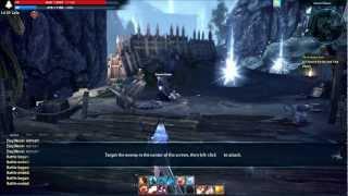 TERA Online Beta - first look/gameplay [HD]