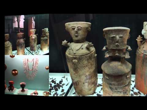 Nick Lido in Cartagena, Colombia' 2012: Ancient Treasures Museum & Streets of Cartagena