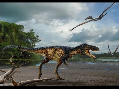 "Smithsonian: ""Missing link"" found in Tyrannosaur head development"