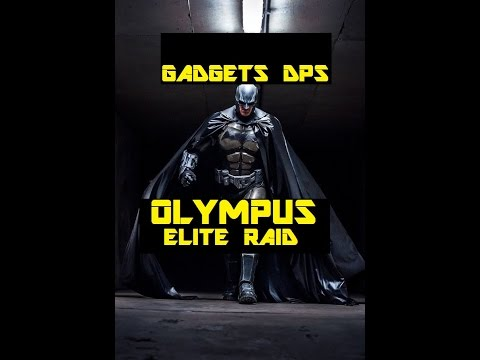 Olympus Elite Raid Guide - Gadgets DPS Tips - DCUO