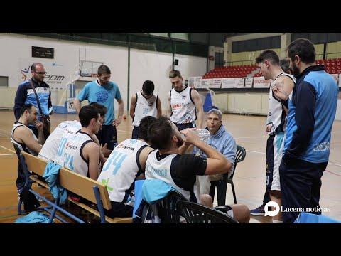VÍDEO: El Baloncesto Ciudad de Lucena supera con éxito su dobre compromiso frente a Pozoblanco y La Ramba.