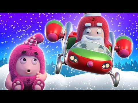 ❄️ Oddbods | THE FESTIVE MENACE ❄️ CHRISTMAS Funny Full Episodes By Oddbods & Friends