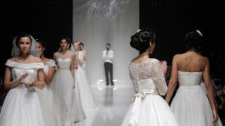 Madeline Isaac-James catwalk at White Gallery 2014 Thumbnail