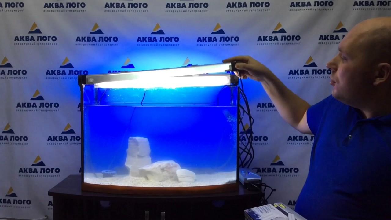 """""""Лампы и освещение аквариума. Как выбрать"""""""