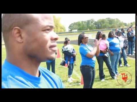 2012 Tyjuan Hagler Kidz-Kan-Do Youth Football Camp