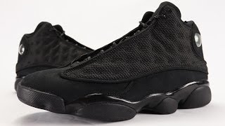 Air Jordan 13 Black Cat Review + On Feet