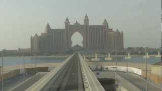Dubai Atlantis Palm Monorail
