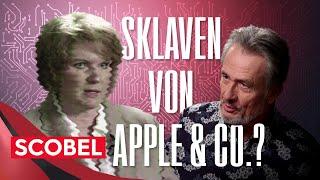 KI – wie wir uns freiwillig unterwerfen | Gert Scobel & Yvonne Hofstetter