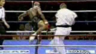 Repeat youtube video Sherdog Ernesto Hoost Compilation
