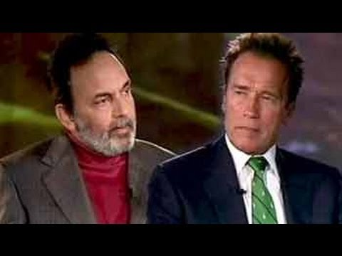 India Questions Arnold Schwarzenegger (Aired: February 2012)