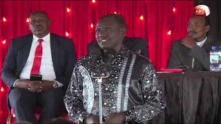 DP Ruto says government will not give up in reclaiming  all water towers