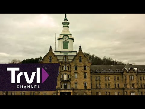 Portals to Hell: Inside Trans-Allegheny Lunatic Asylum - Travel Channel