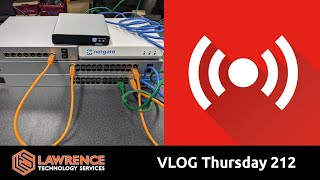 VLOG Thursday 212 Logging All The Things, Business Talk, and Errata