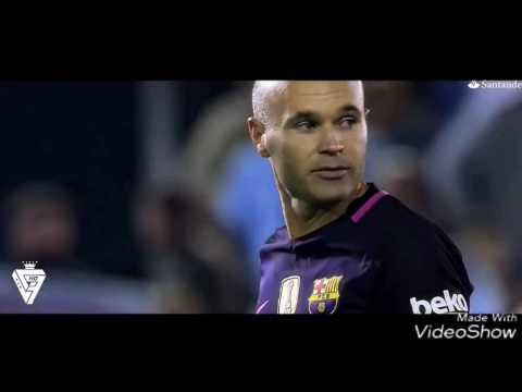 Andres Iniesta vs Miralem Pjanic-2016/17 Battle