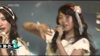 090213 KARA - Honey Comeback Stage