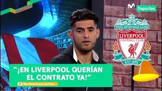 Al Ángulo: ¿Por qué Carlos Zambrano desechó la oferta del Liverpool de Inglaterra? 😱 | ENTREVISTA