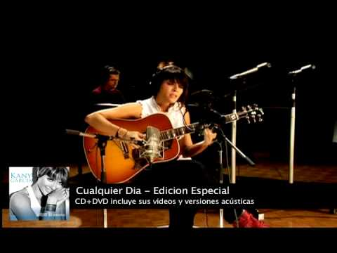 Kany Garcia - Todo Basta (Acustico)